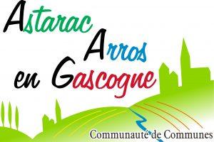 logo Astarac Arros en Gascogne