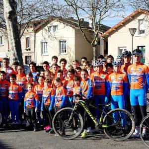 Groupe Albi Velo Sport 2016
