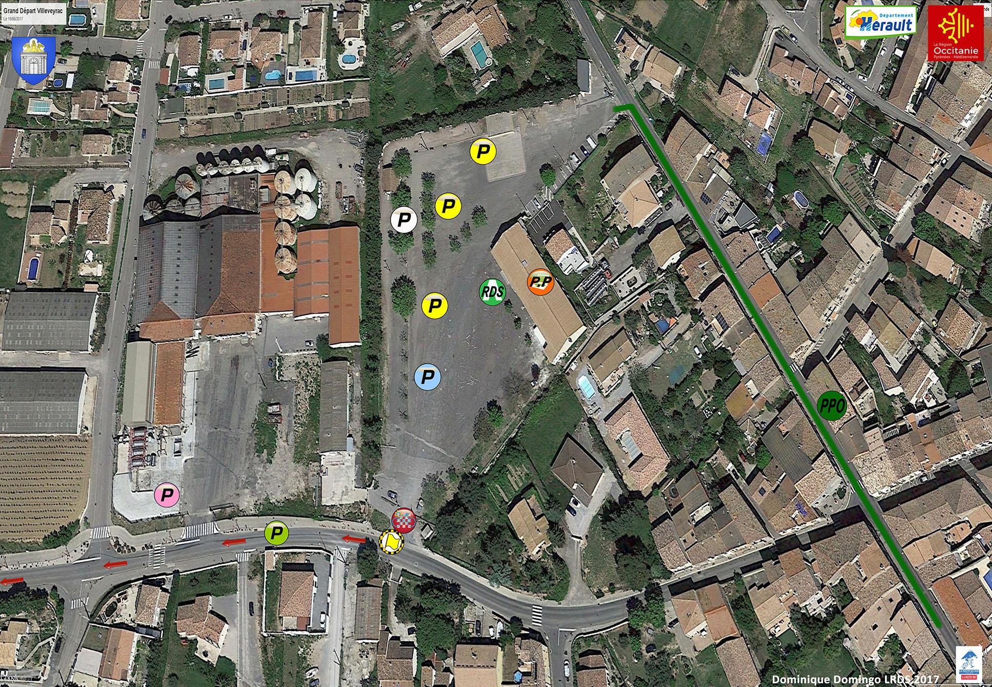 Plan Villeveyrac