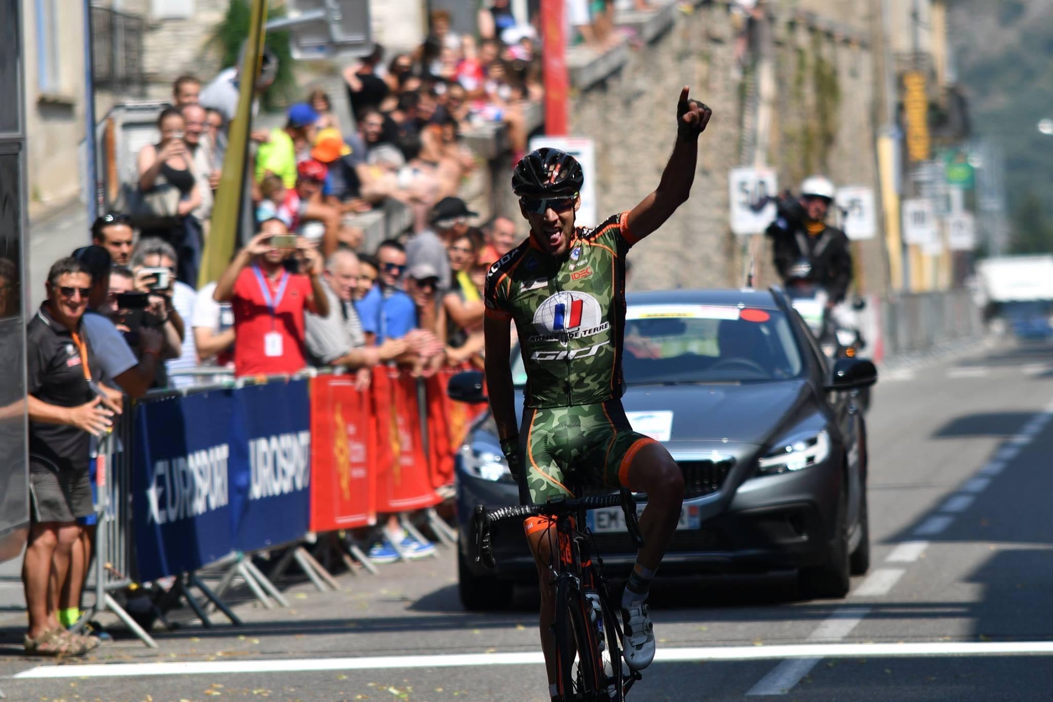 Julien Loubet Remporte La Première étape