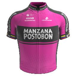 MANZANA POSTOBON TEAM
