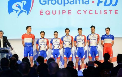 Équipe Groupama FDJ
