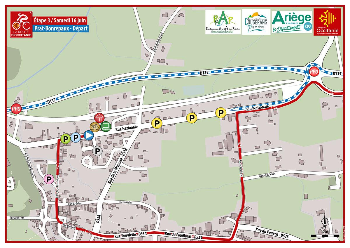 RDO 2018—Plan E3 Depart Prat Bonrepaux
