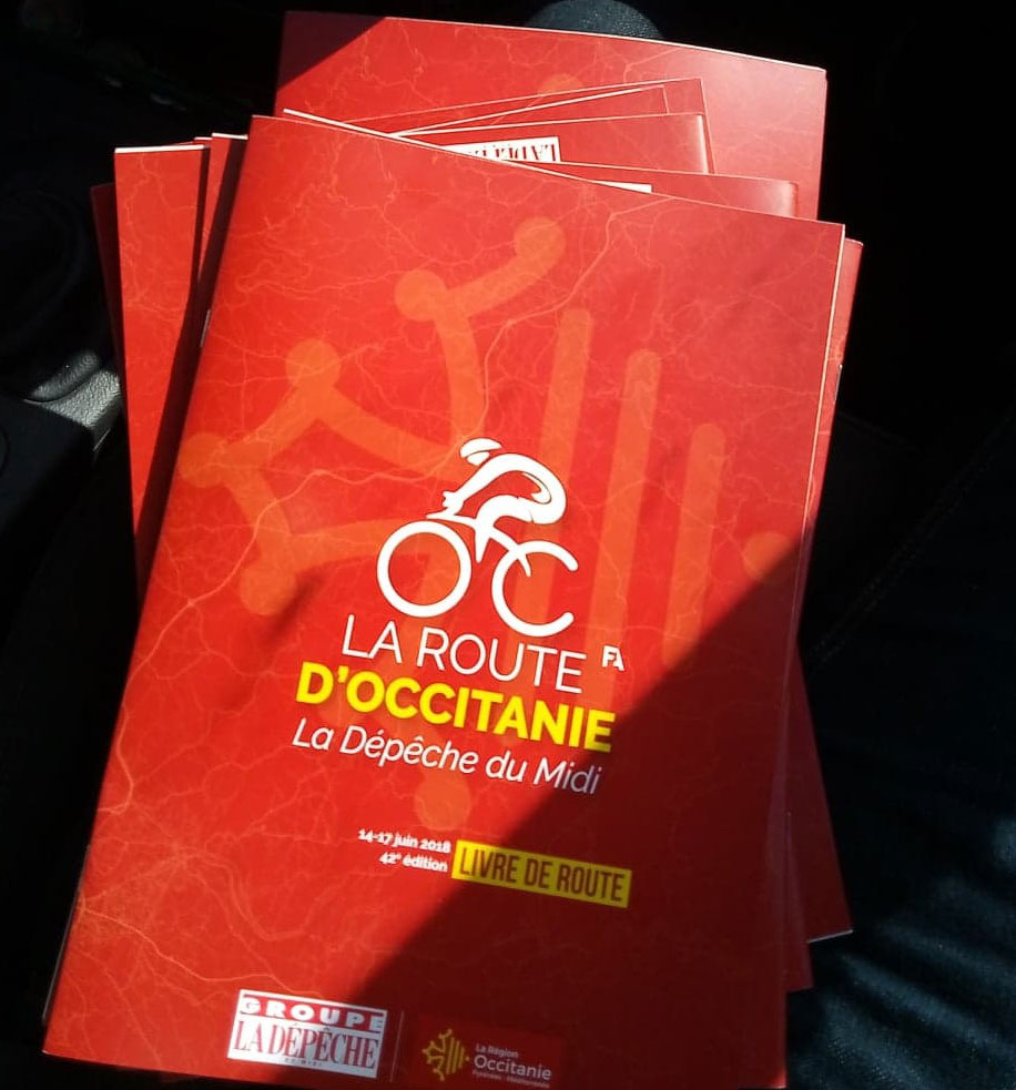Le Roadbook 2018 est disponible