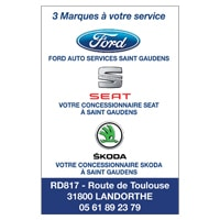 Ford Auto Services | Saint-Gaudens