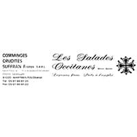 COMMINGES CRUDITÉS SUFFRAN FRÈRES