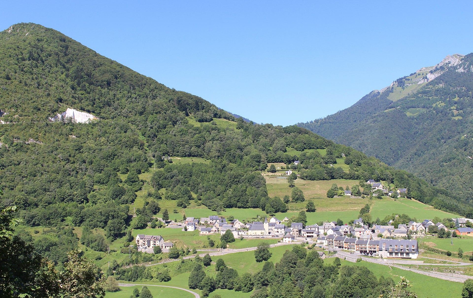 Restriction d'accès au Col de Beyrède – Arrivée Etape 3